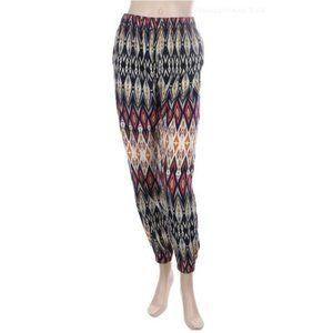 Ambiance Apparel Womens Tribal Pants